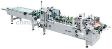 FG-580/780 automatic straight-line carton/box folder gluer machine