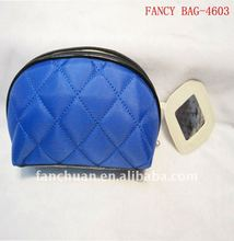 Professional manufacturer of Cosmetic bag with mirror