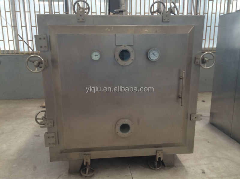 New condition Stainless steel electric heating temperature static vacuum drying equipment