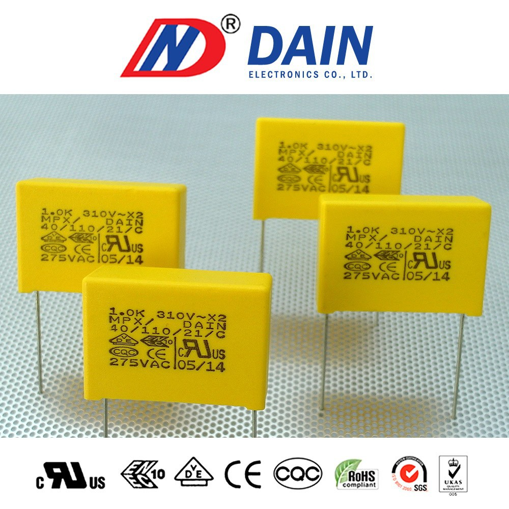 For your smart and powerful buy capacitors coupling and dc suppressing x2 275v capacitor