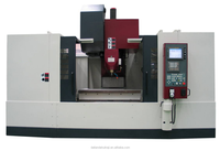 MDV95 Diagonal Structure Of Lathe Bed Guide Rail CNC Machining Center