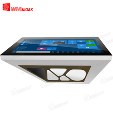 43inch LCD android interactive multi touch screen table kiosk