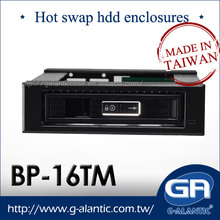 BP - 16TM - 3.5 inch SATA Internal Fanless HDD Rack Interface SATA I, II, III