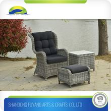 Popular Lazy Lounge Chair With Footrest For Sale