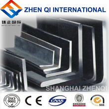 Manufacturer directly supply specification equal steel angle iron manufacturer in China