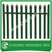 high quality security fence panel W or D type euro fence for home and gardens
