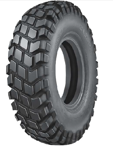 365/80R20 military service tire hummer car/truck also design run-flat for you