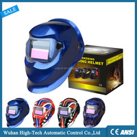 Factory Unique Electronic Auto Darkening Full Face Welding Helmet/Welding Mask EN379