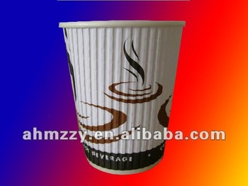 Paper ripple cups china