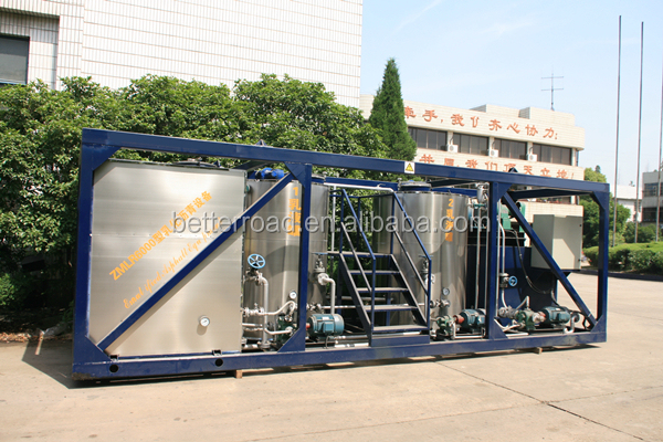 GLR6 Emulsion modified asphalt equipment