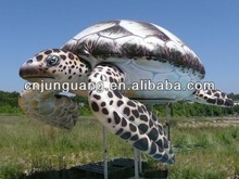 hot inflatable sea turtle