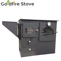 Modern European Biomass Pellet Stove With