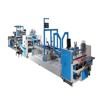 Glue machine for paper , folding gluing machine