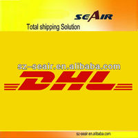 DHL express cargo from Hongkong to USA for fake brands