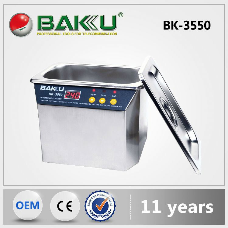 Baku Superior Quality Wholesale Price Cool Design Efficient Digital For Ultrasonic Cleaner Ps-20A