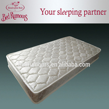 Alibaba Mattress hot selling home furniture new box spring cot size mattress