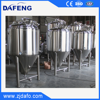 stainless steel 200L fermenter