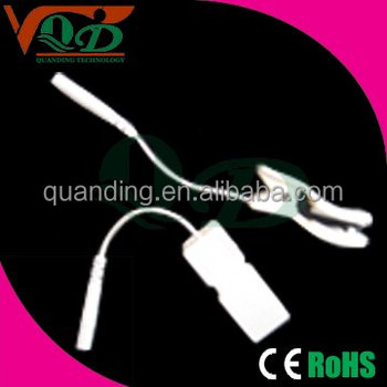 ear clips tens lead wire with low price for tens machine
