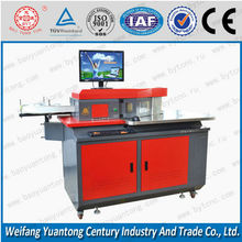 channel letter auto bending machine for Logo or led light word