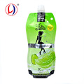 Best Sale 500ml Plastic Spout Stand Up Packaging Bag For Drink Liquid