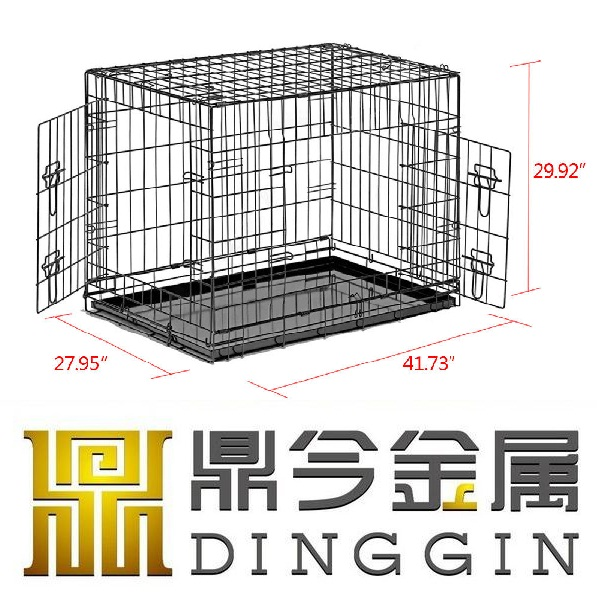 Hunting dog box for truck