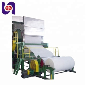 Small Scale Paper Recycling Plant Machinery,Automatic Toilet Roll Making Machine,1575 Small Toilet Paper Manufacturing Machine