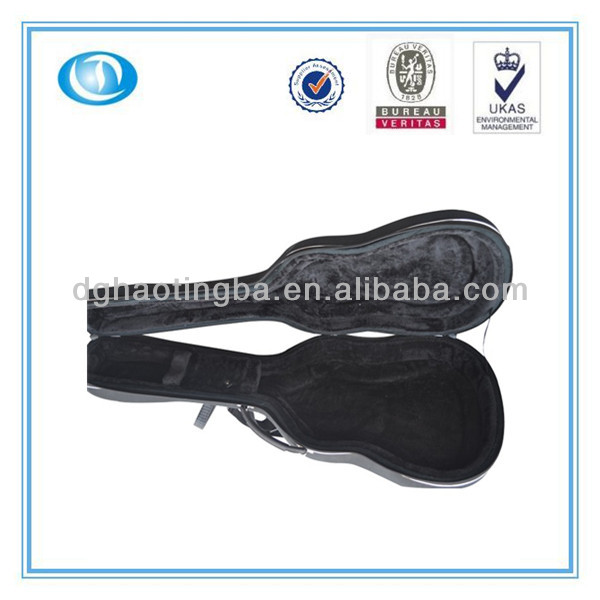Acoustic Guitar Hard Case Fits most 6 or 12-String Guitars Hardshell