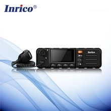 New goods Inrico network WCDMA GSM car radio with sim card and GPS TM-7