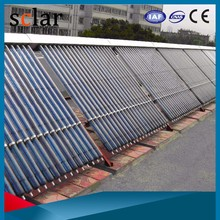 Performance collector split heating types of solar system water heater price