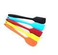 27.5*5.5cm Food grade silicone cake spatula blade integrated kitchen tools butter spatula