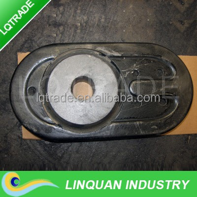 LQ Refractory Ladle 1QC Slide Gate Plate for Steel-making