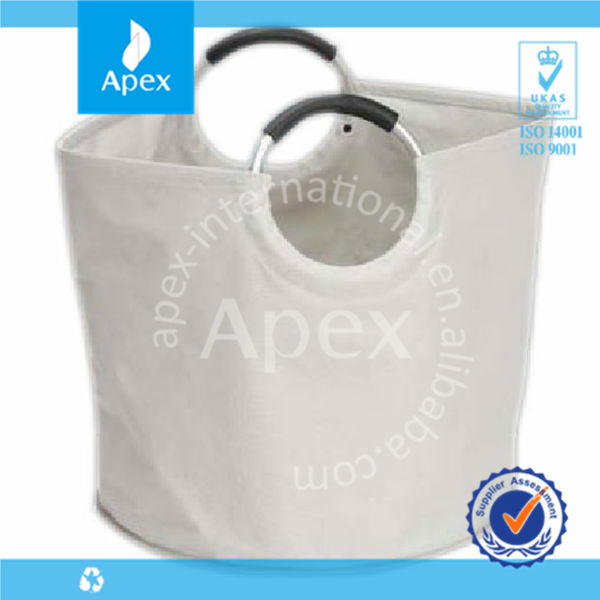 Eco friendly promotional polyester shopping bag foldable