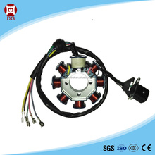 CG150 motorcycle parts magneto stator coil with 8 pole