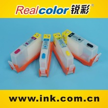 Best Price For HP 364 Empty Refillable Ink Cartridge For HP Officejet 3070A B209a B210A 5515 with auto reset chip