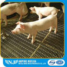 Pig raising heavy duty galvanized crimped wire mesh