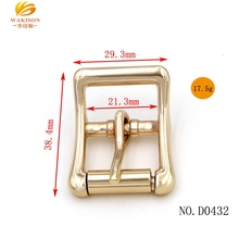 Backpack Accessories Single Prong Roller Buckle for Bag Hardware