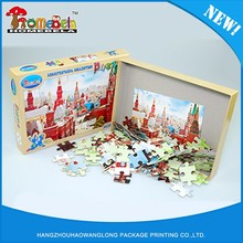 Hot sale best quality diy paper toy