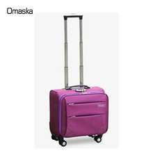 High grade business trolley boarding package travel bag
