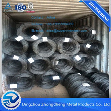 Building material iron rod/ twisted soft annealed black iron binding wire/ tie wire factory from China