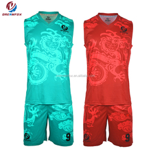 wholesale custom sublimation basketball jersey Sample Basketball Uniform design