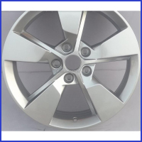 Replica Wheel Rim Alloy Wheel 5x112 17 Inch Wheel Rim Chrome Rims For Skoda Yeti