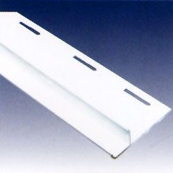 PVC gutter for water collecting