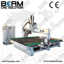 High performance 4 axis cnc router for 3d wood carving and cutting machine for promotion