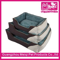 plain pet bed accessories luxury plush dog sleeping bed