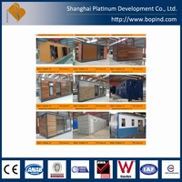 FAST Installation Prefab Container Cabin home Export From China
