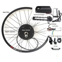 MAC 20 inch front wheel hub motor 350 watt electric bike