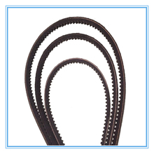 high quality tractor parts raw edge v belt