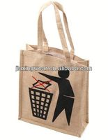 Hot sales mini jute bags wholesale for shopping and promotiom,good quality fast delivery