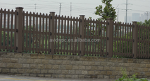 PE fence fencing products WPC fence