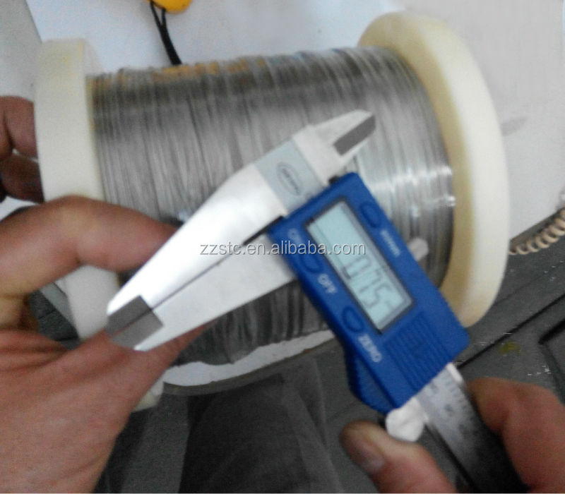 Hastelloy C276 wire with diameter 0.75